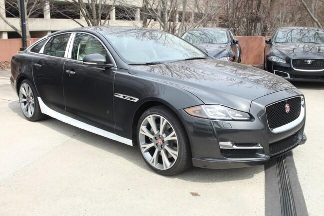 2019 Jaguar XJ R-Sport Sedan