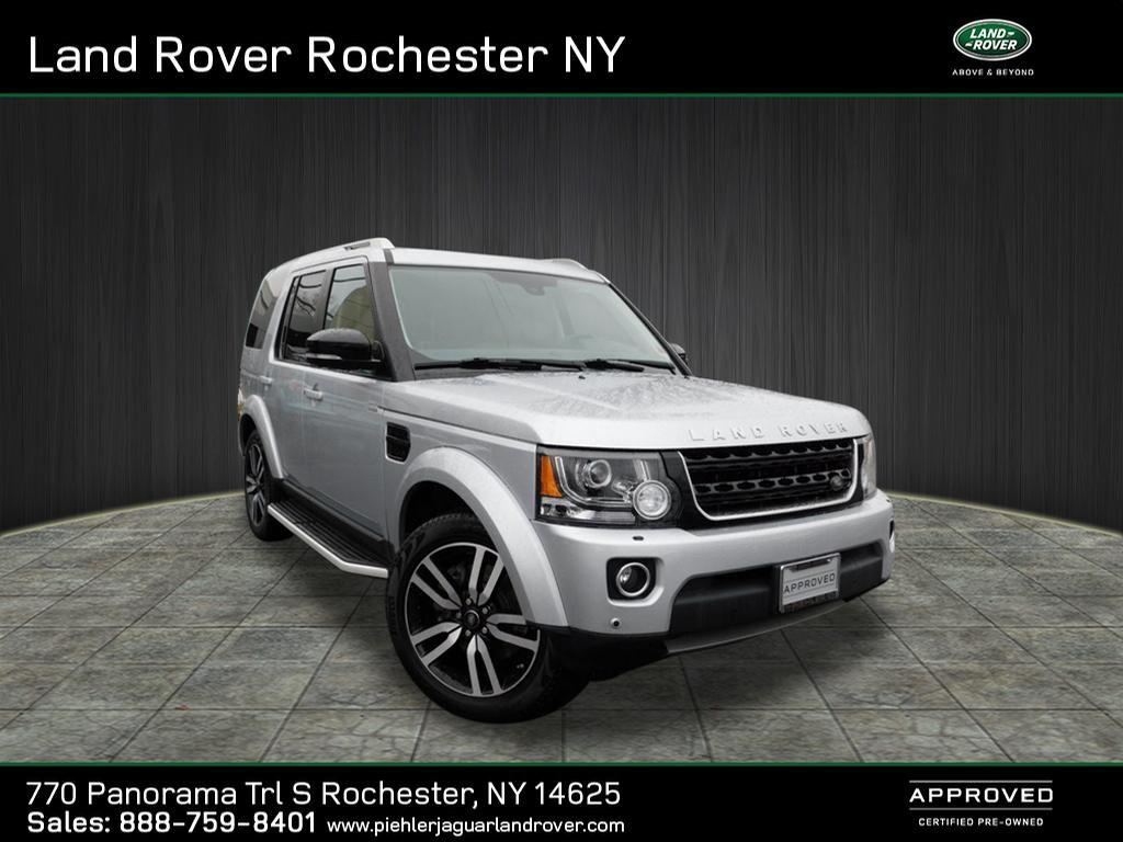 2016 Land Rover LR4 HSE Luxury Landmark Edition AWD HSE LUX  SUV