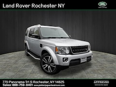 2016 Land Rover LR4 HSE Luxury Landmark Edition AWD HSE LUX  SUV