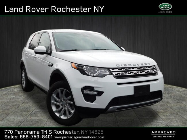 2016 Land Rover Discovery HSE AWD HSE  SUV