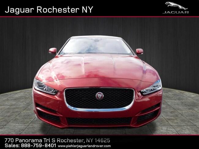 New 2018 Jaguar XE For Sale at Jaguar Rochester | VIN