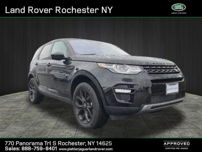 2017 Land Rover Discovery Sport HSE AWD HSE  SUV