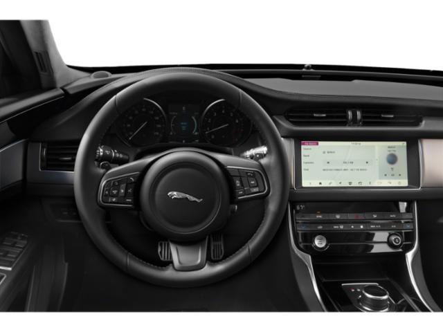 Jaguar Xf White 2019