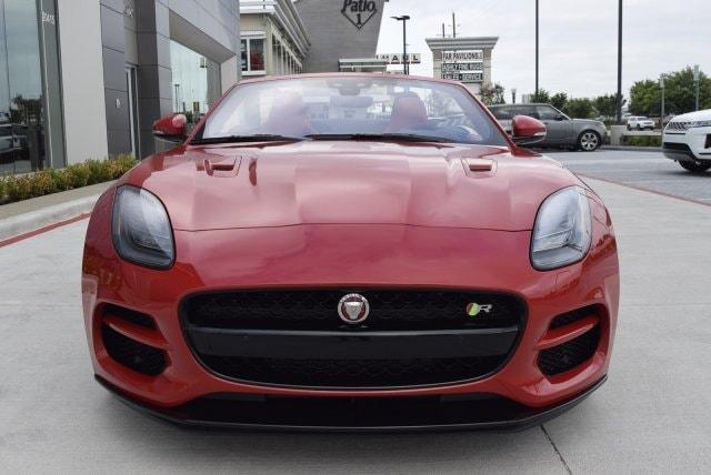 New 2020 Jaguar F-TYPE For Sale at Jaguar West Houston | VIN