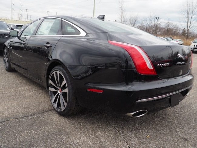 New 2019 Jaguar Xj For Sale Cleveland Oh Vin Sajwj2gd7k8w18451