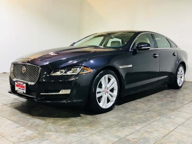 Used 2016 Jaguar Xj For Sale At Westside Jaguar Of Cleveland Vin