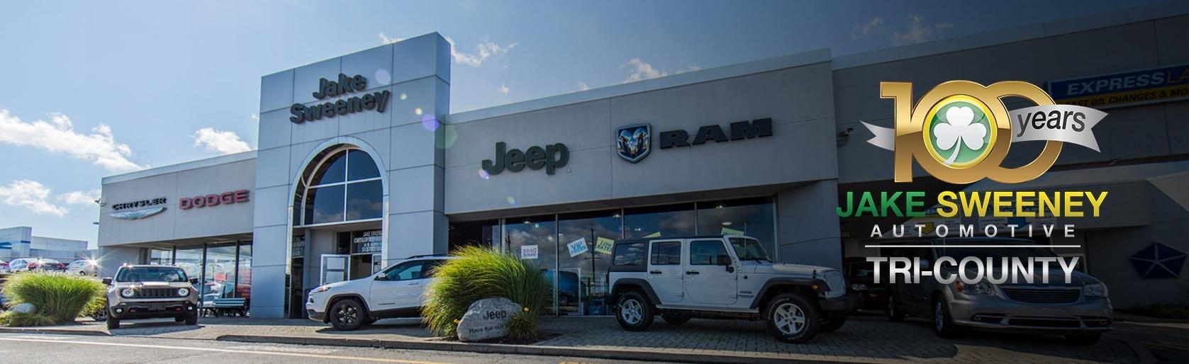 Jake Sweeney Jeep >> Jake Sweeney Automotive - New And Used Cars, Trucks, And ...