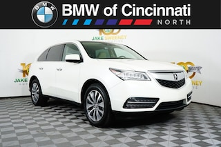 2016 Acura MDX 3.5L with Technology