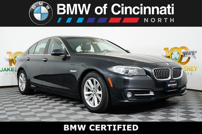 2015 BMW 5 Series 528i xDrive Sedan
