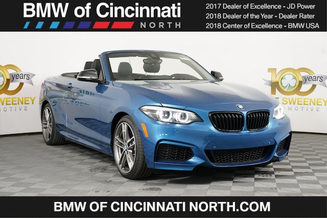 2020 BMW 2 Series Convertible