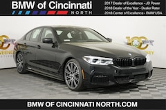 2019 BMW 5 Series 540i xDrive Sedan