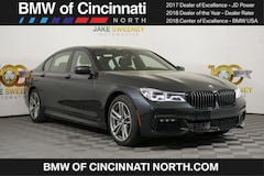 2019 BMW 7 Series 750i xDrive Sedan