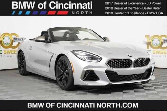 2020 BMW Z4 sDriveM40i Roadster