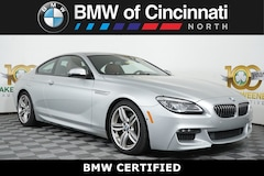 2016 BMW 6 Series 640i xDrive Coupe