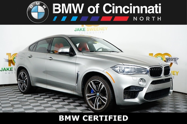 2017 BMW M Series X6 M SAV