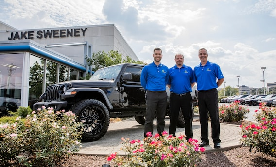 Jake Sweeney Dodge >> Meet Our Staff Ram Dealership Near Me Cincinnati Oh