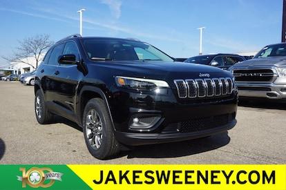 Jake Sweeney Jeep >> Cincinnati Oh Used 2019 Jeep Cherokee Latitude Plus For Sale