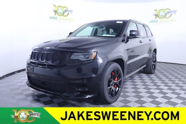 2018 Jeep Grand Cherokee SRT 4X4 Sport Utility