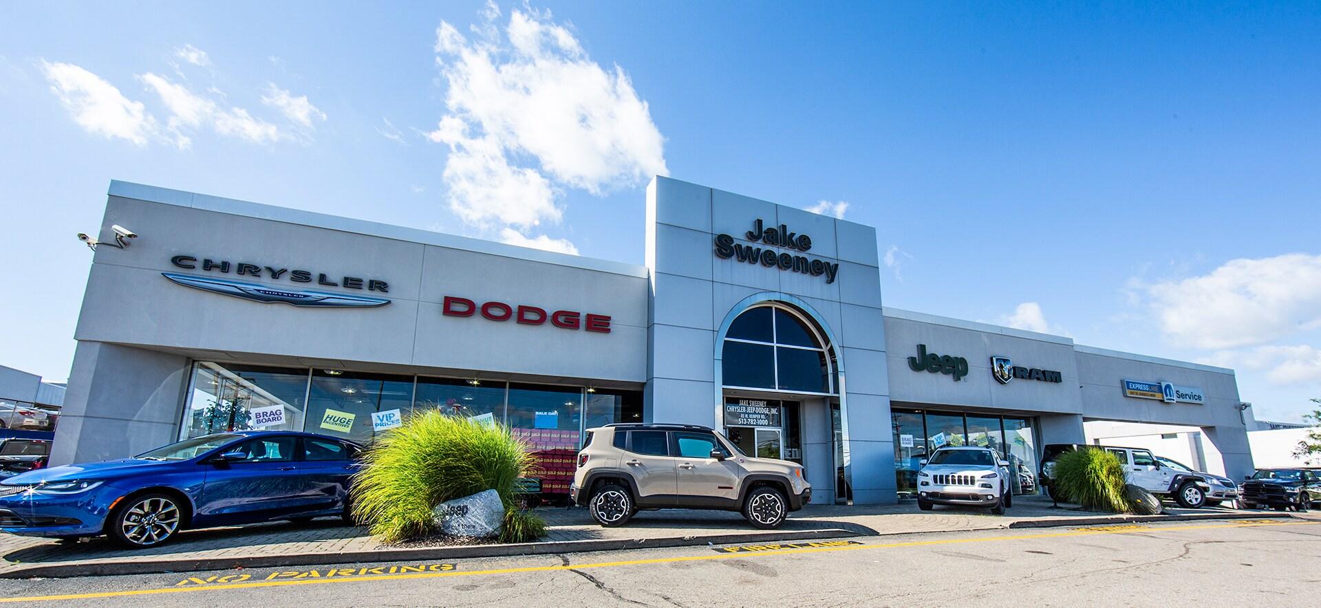 Jake Sweeney Jeep >> Jake Sweeney Chrysler Jeep Dodge Ram Cincinnati Car Dealership