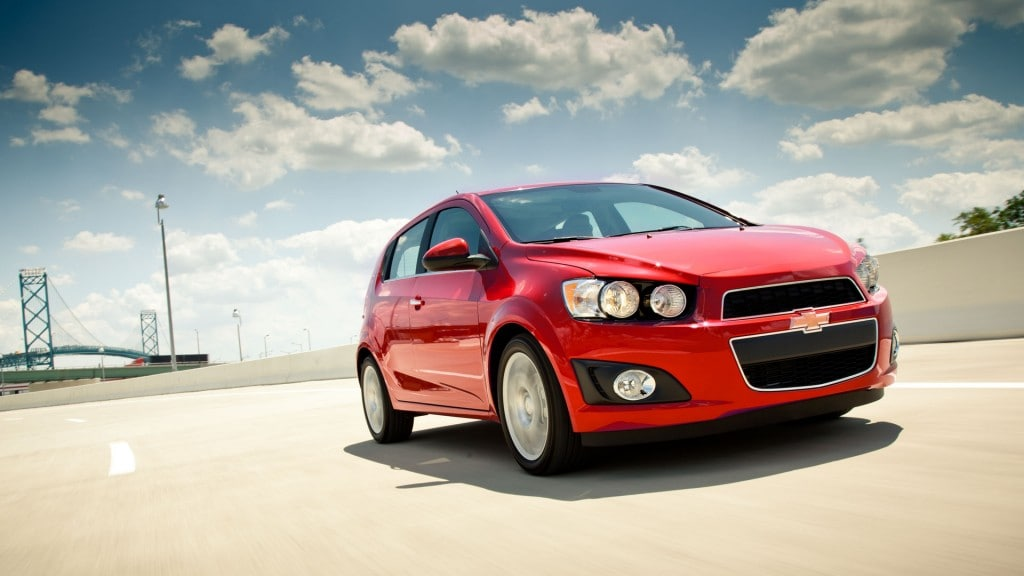2016 Chevy Sonic for sale in Cincinnati