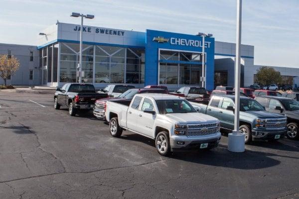 About Jake Sweeney Chevrolet Cincinnati Chevrolet Dealership - Chevrolet dealer com
