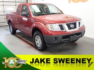 2015 Nissan Frontier S Truck King Cab