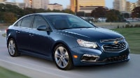 Chevy Cruze Limited maintenance in Cincinnati