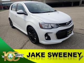 2019 Chevrolet Sonic Premier Auto Hatchback