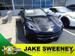 2019 Chevrolet Corvette Stingray Z51 Coupe