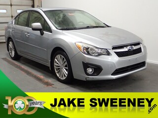 2014 Subaru Impreza 2.0i Limited 4dr Sedan