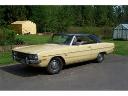 Jake Sweeney FIAT | What was your first car? Mine? 72 Dodge Dart!