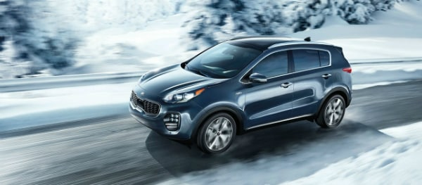 2017 KIA Sportage for sale near Cincinnati