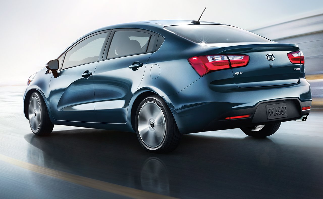 KIA Rio Maintenance Schedule