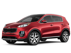 KIA Sportage maintenance in Florence