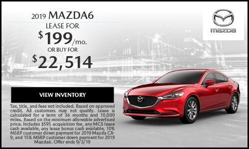 Mazda Lease Deals >> New Mazda Lease Deals Best Prices Cincinnati Oh Jake Sweeney Mazda