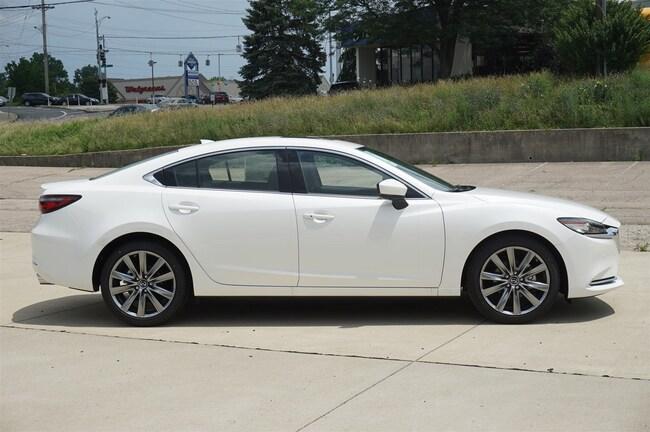 Jake Sweeney Mazda >> Cincinnati OH | New 2018 Mazda Mazda6 Signature For Sale