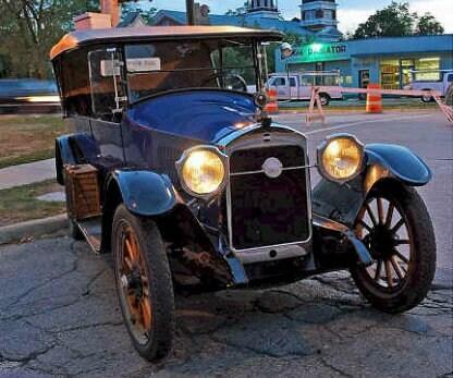 1920 Liberty Six Touring