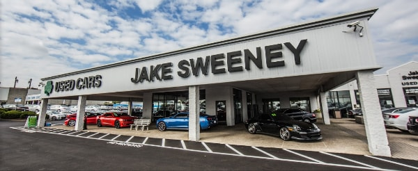 Jake Sweeney Used Car Superstore in Cincinnati