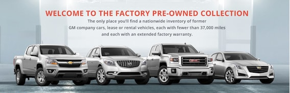Pre Owned Factory >> Factory Pre Owned Collection Cincinnati Oh Used Car Dealer