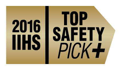 IIHS Top Safety Pick+