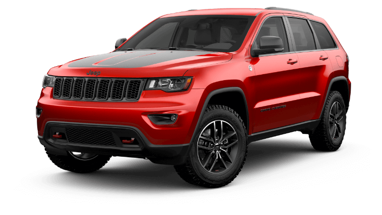 2020 Jeep Grand Cherokee Trailhawk®