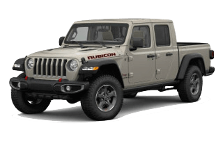 A tan 2019 Jeep Gladiator