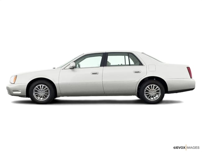 2003 CADILLAC DEVILLE DHS Sedan