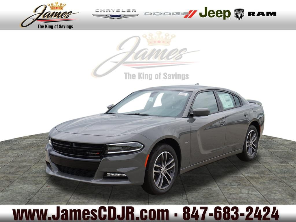 2018 Dodge Charger GT PLUS Sedan