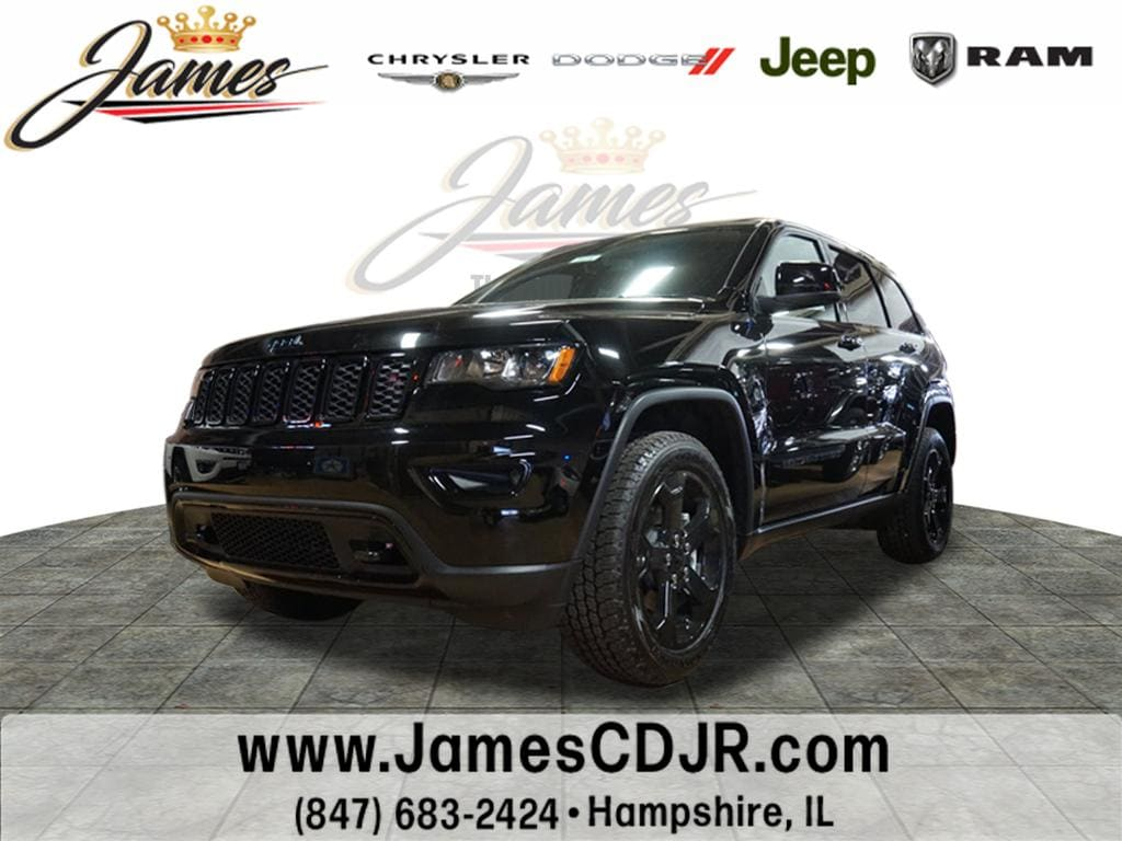 2018 Jeep Grand Cherokee UPLAND SUV