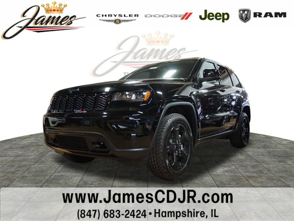 2018 Jeep Grand Cherokee UPLAND SUV