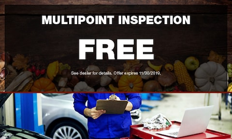 Multipoint Inspection
