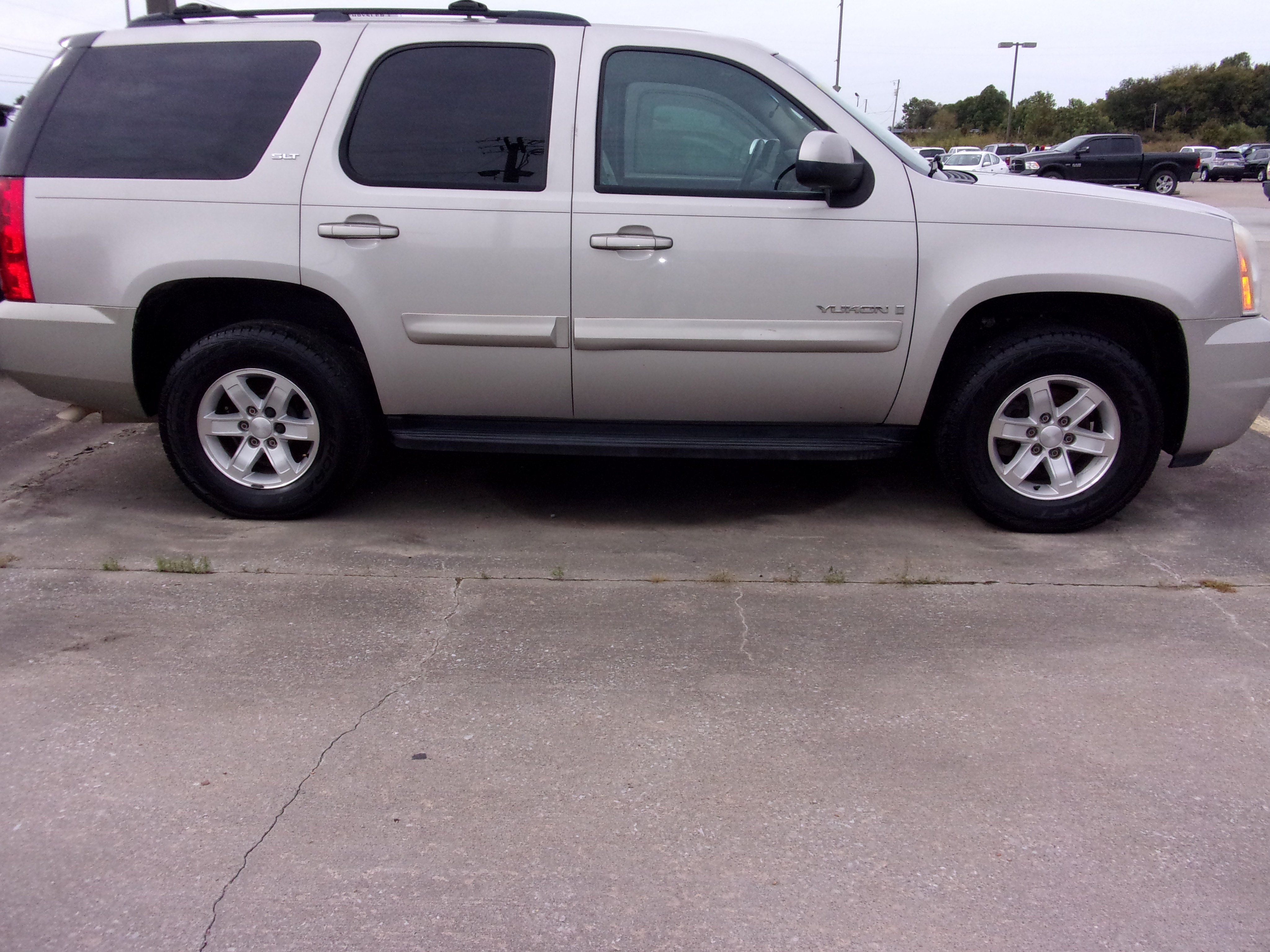 2008 GMC Yukon SUV