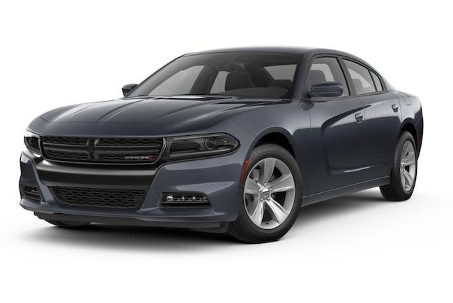 2018 Dodge Charger SXT PLUS RWD Sedan