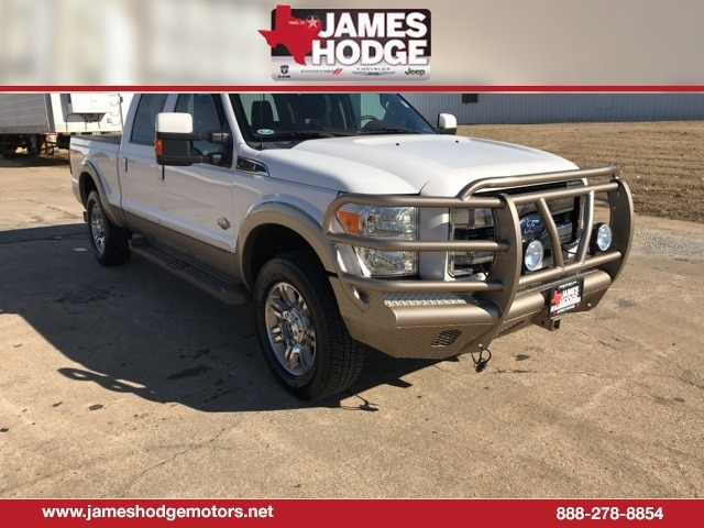 2012 Ford F-250 King Ranch Truck Crew Cab